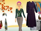 Barbie - Viste en otoño