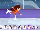 Bratz - Patín sobre hielo