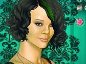 Maquilla a Rihanna