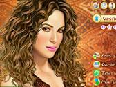 Maquilla a Shakira