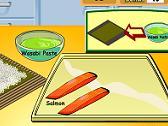 Show de Cocina - Arrolladitos Sushi