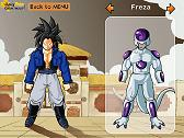 DRAGON BALL Z - HABILLER