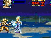 DRAGON BALL Z - POWER LEVELS DEMO