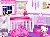 HELLO KITTY - DORMITORIO