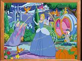 Jigsaw Puzzle - Cinderella