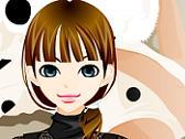 Maquilla a Clara
