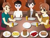 Banquete en Familia