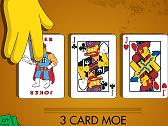 SIMPSONS - MOE TRES CARTAS