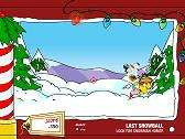 SIMPSONS - SPRINGFIELD SNOWFIGHT