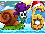 Caracol Bob 6 - Cuento de Invierno