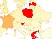 Países de Europa