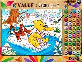 Winnie - Peindre et Maths