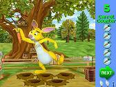Winnie Pooh - Jardín de Conejo